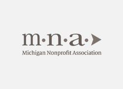 Michigan Nonprofit Association logo