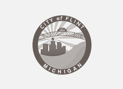 The City of Flint logo